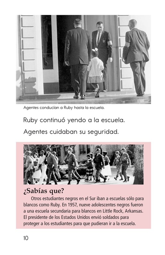 Book Preview For Ruby Bridges Page 10