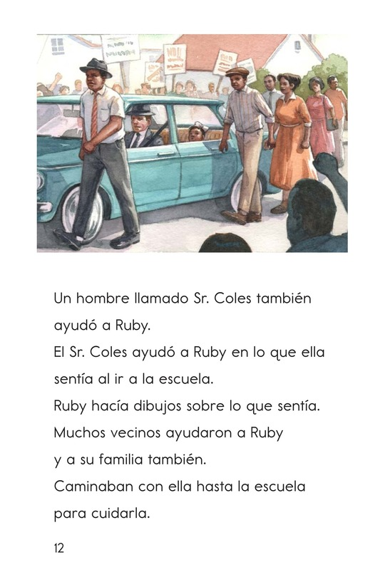 Book Preview For Ruby Bridges Page 12