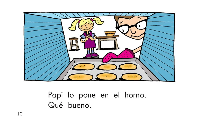 Book Preview For We Make Cookies Page 10