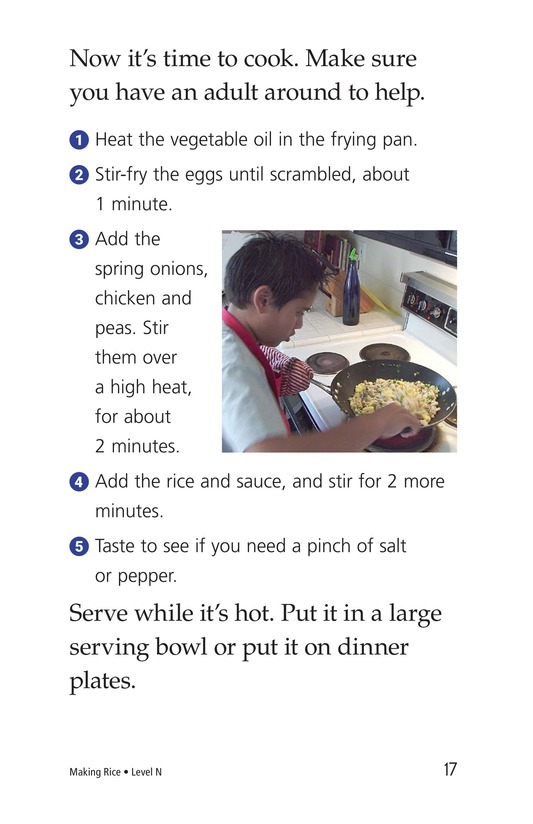 Book Preview For Making Rice Page 17