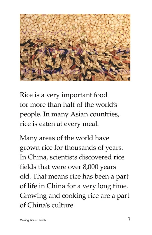 Book Preview For Making Rice Page 3