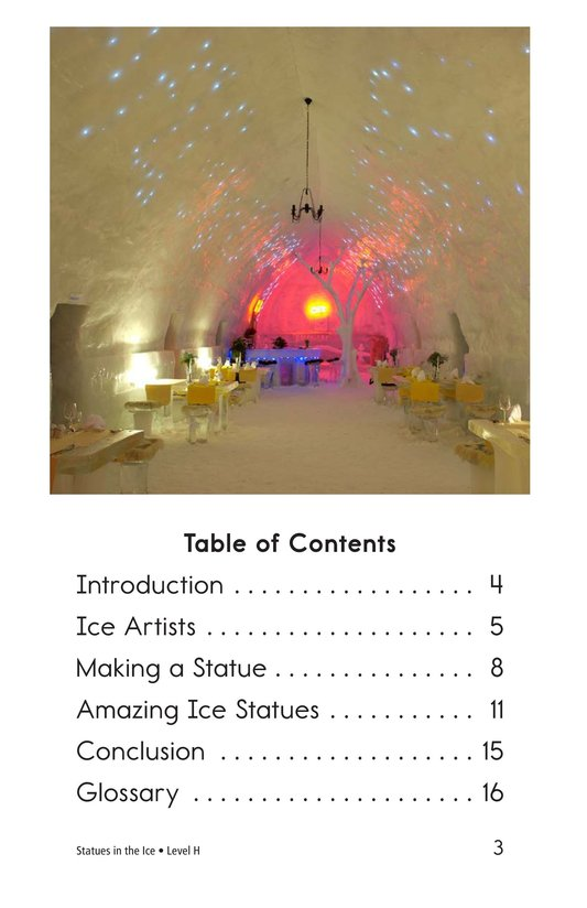 Book Preview For Statues in the Ice Page 3