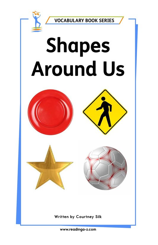Book Preview For Shapes Around Us Page 1