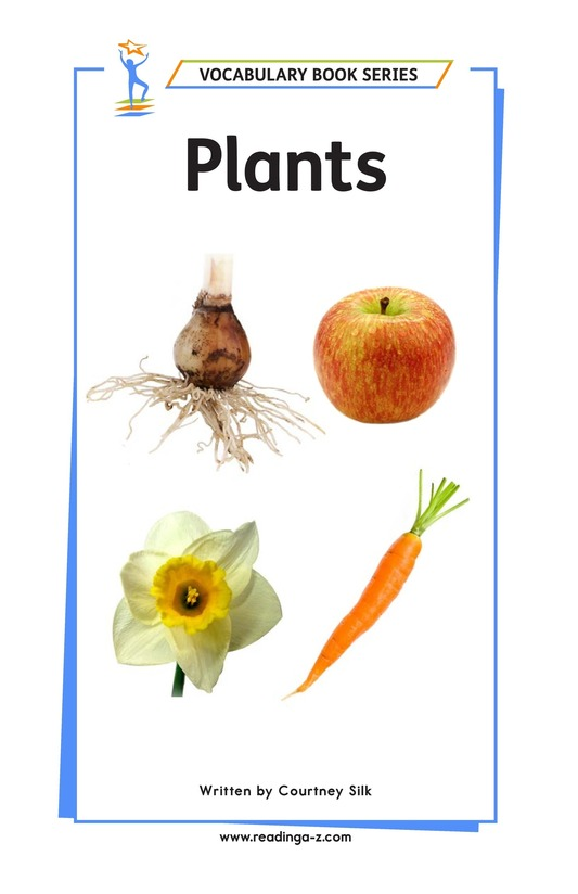 Book Preview For Plants Page 1