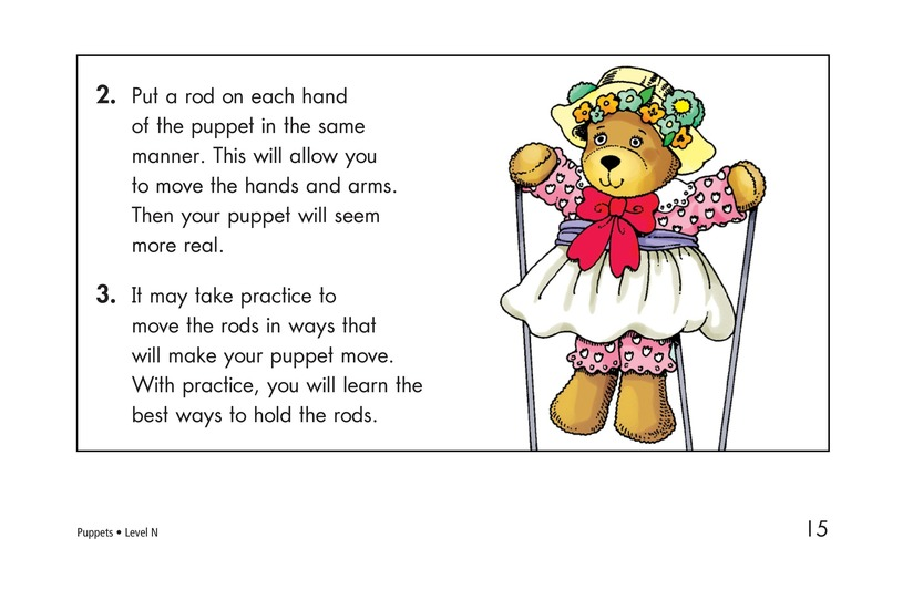 Book Preview For Puppets Page 15