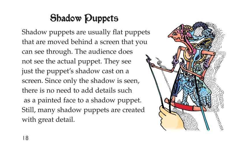 Book Preview For Puppets Page 18