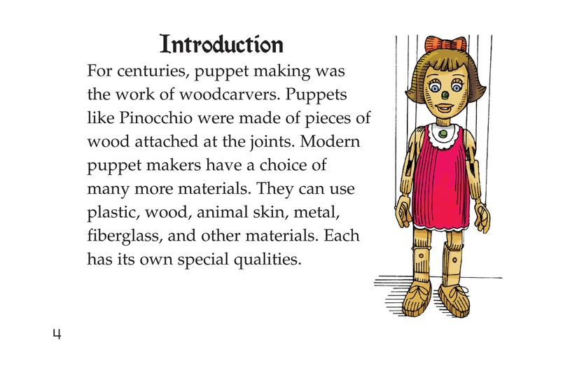 Book Preview For Puppets Page 4