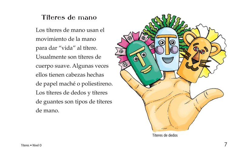 Book Preview For Puppets Page 7