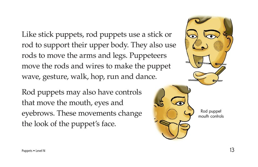 Book Preview For Puppets Page 13