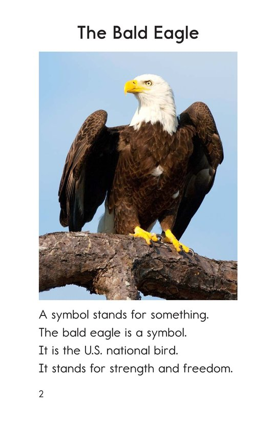 Book Preview For U.S. Symbols Page 2