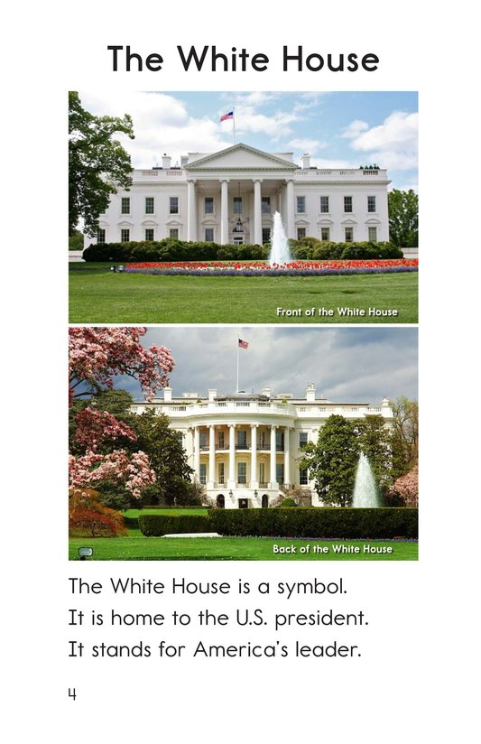 Book Preview For U.S. Symbols Page 4