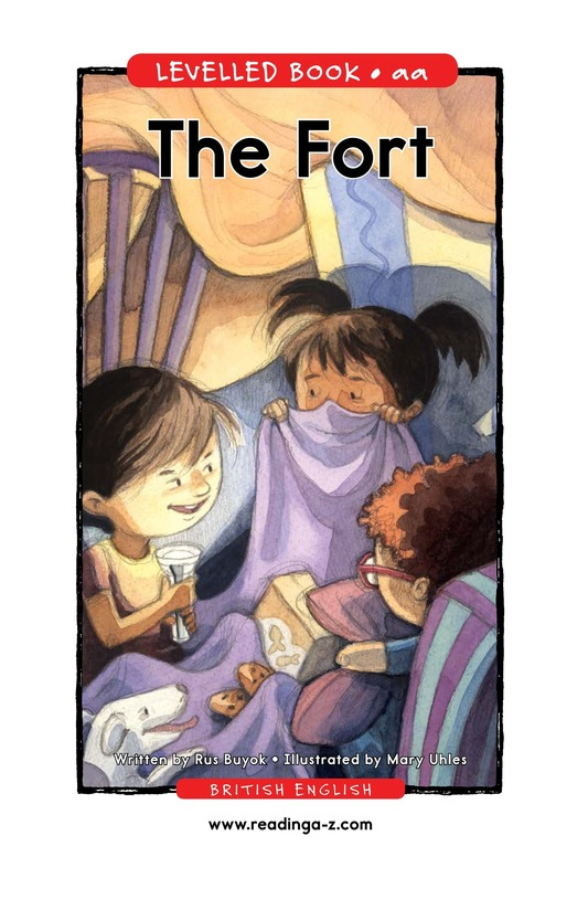 Book Preview For The Fort Page 1