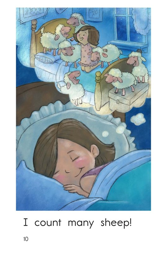 Book Preview For Bedtime Counting Page 10