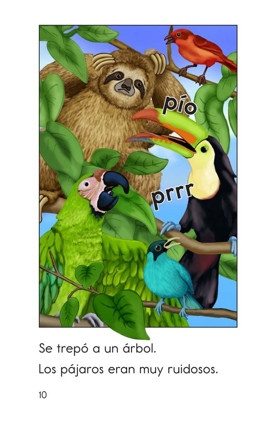 Book Preview For Sloth Wants to Snooze Page 10