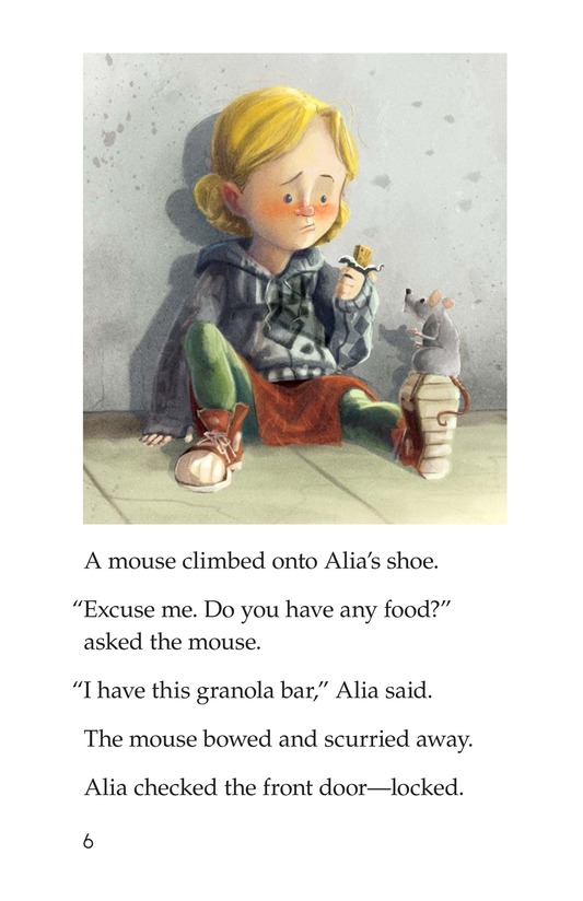 Book Preview For Alia and the Furniture Troll Page 6