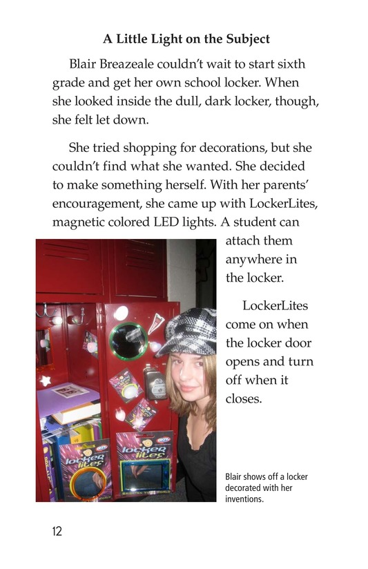 Book Preview For Kid Inventors Page 12