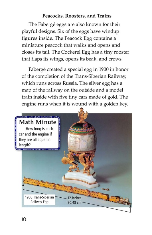 Book Preview For Fabulous Fabergé Eggs Page 10