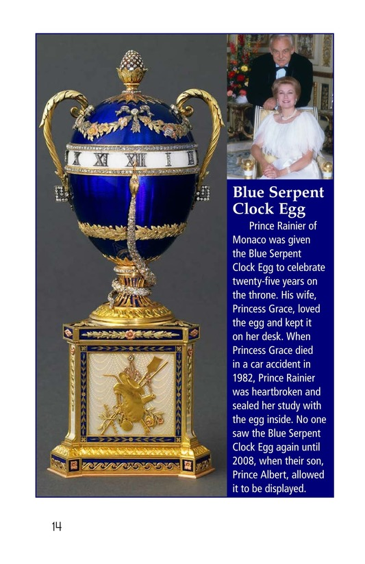 Book Preview For Fabulous Fabergé Eggs Page 14