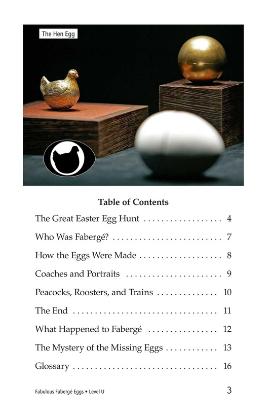 Book Preview For Fabulous Fabergé Eggs Page 3
