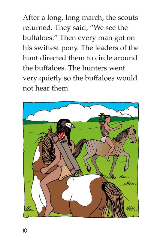 Book Preview For The Buffalo Hunt Page 10