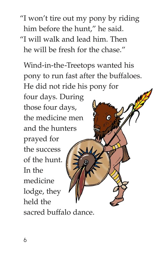 Book Preview For The Buffalo Hunt Page 6