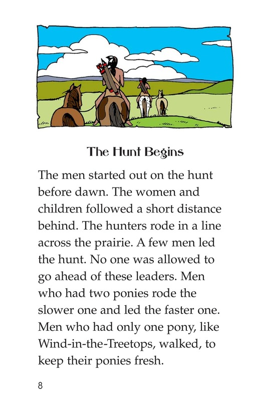 Book Preview For The Buffalo Hunt Page 8