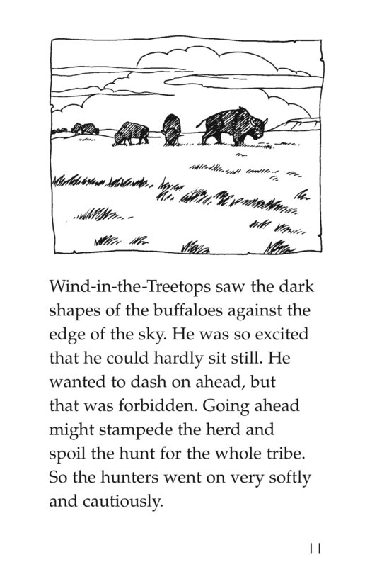 Book Preview For The Buffalo Hunt Page 11