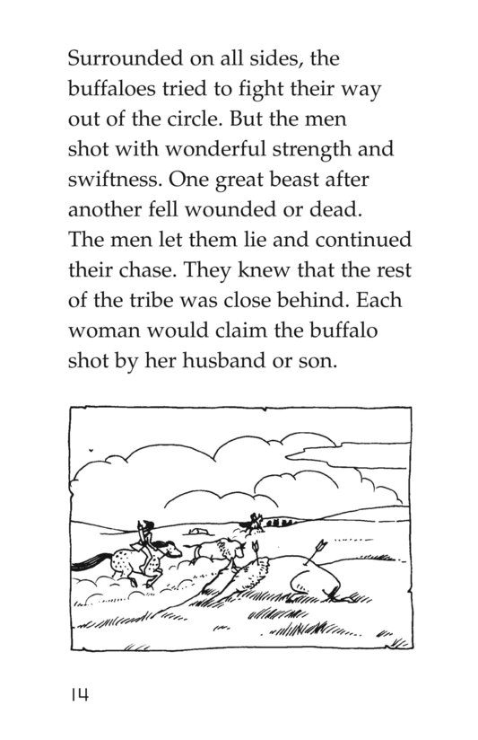 Book Preview For The Buffalo Hunt Page 14