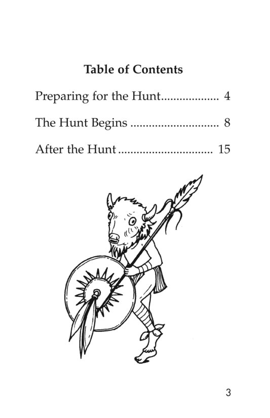 Book Preview For The Buffalo Hunt Page 3
