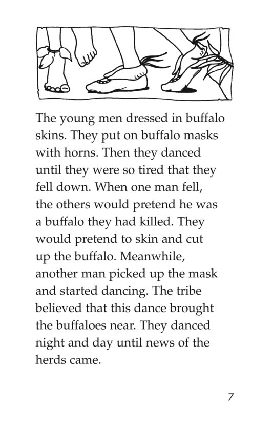 Book Preview For The Buffalo Hunt Page 7