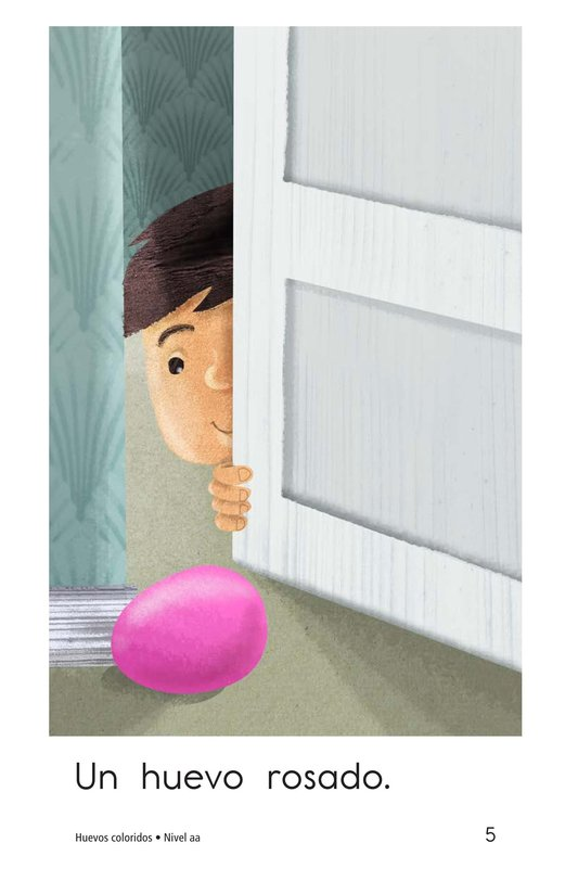 Book Preview For Colorful Eggs Page 5