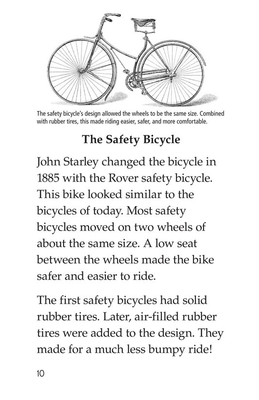 Book Preview For History of the Bicycle Page 10