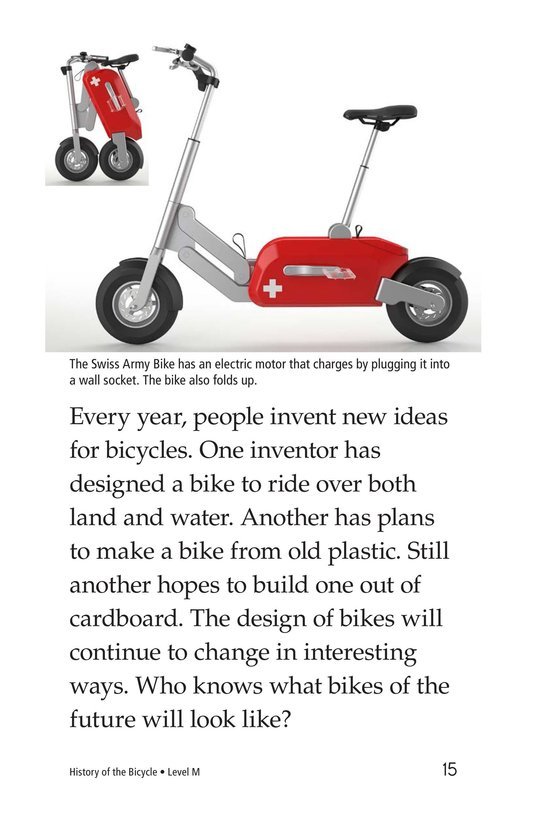 Book Preview For History of the Bicycle Page 15