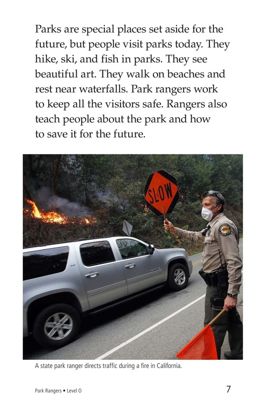 Book Preview For Park Rangers Page 7