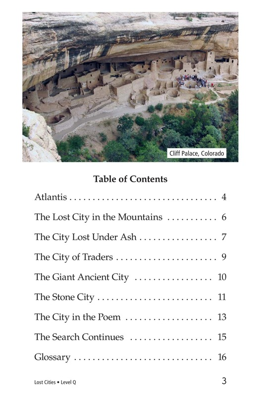 Book Preview For Lost Cities Page 3