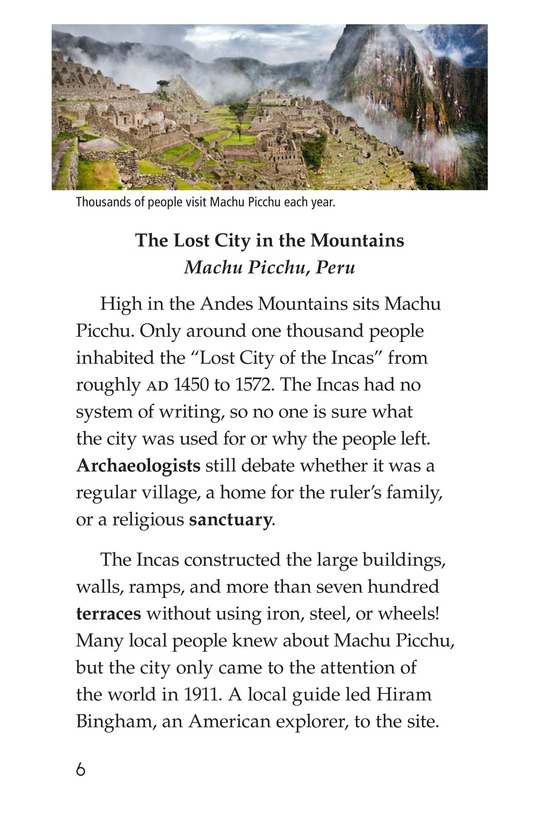 Book Preview For Lost Cities Page 6