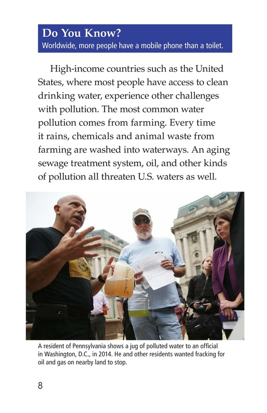 Book Preview For What Is Water Worth? Page 8