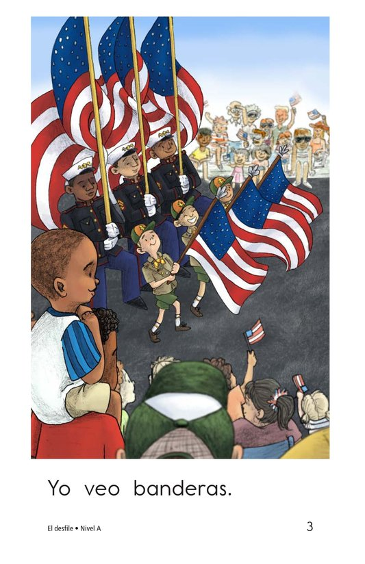 Book Preview For The Parade Page 3