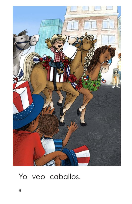 Book Preview For The Parade Page 8