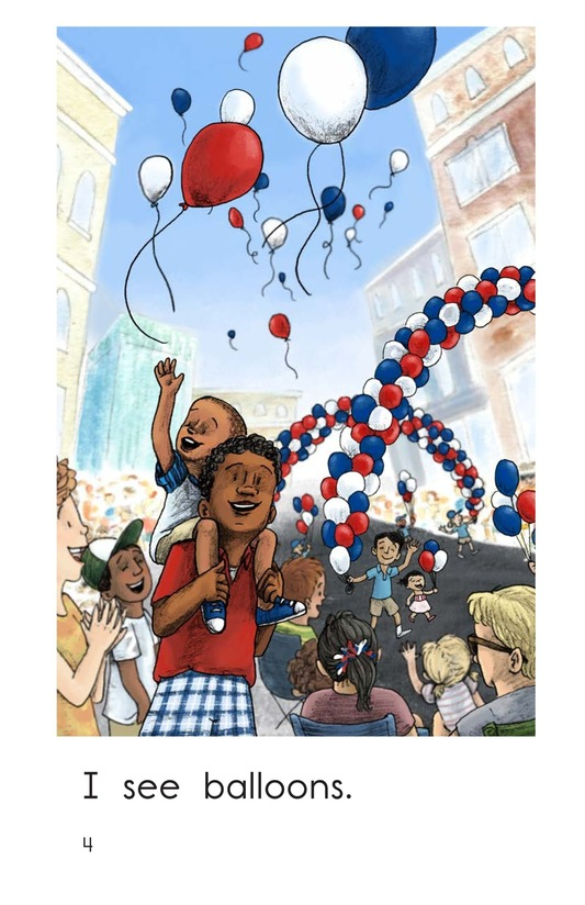 Book Preview For The Parade Page 4