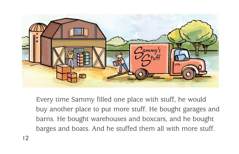 Book Preview For Sammy Stuffit Page 12