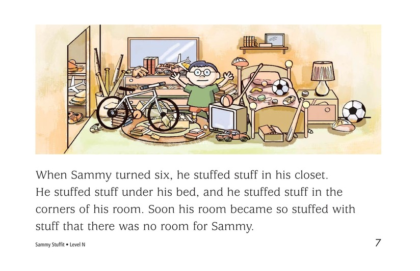 Book Preview For Sammy Stuffit Page 7