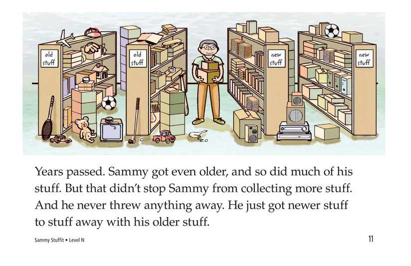 Book Preview For Sammy Stuffit Page 11