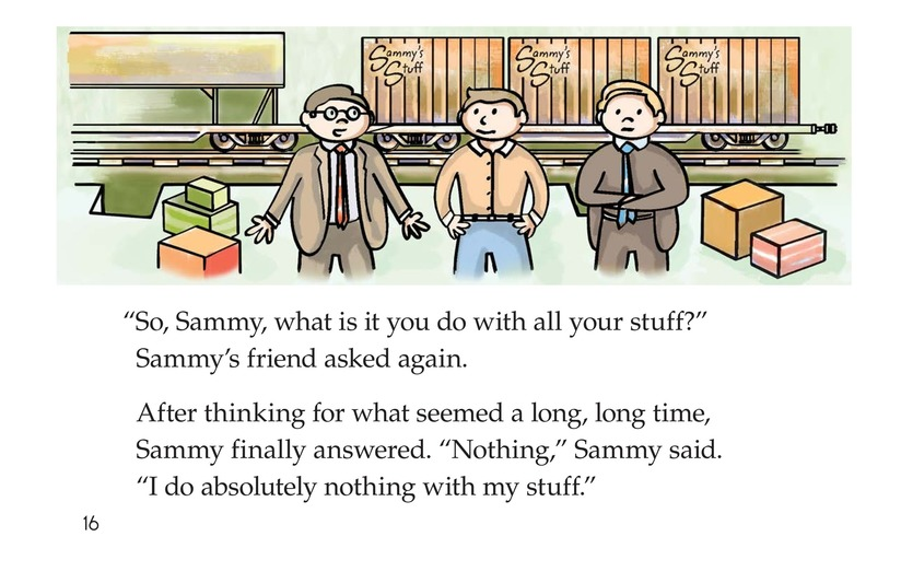 Book Preview For Sammy Stuffit Page 16