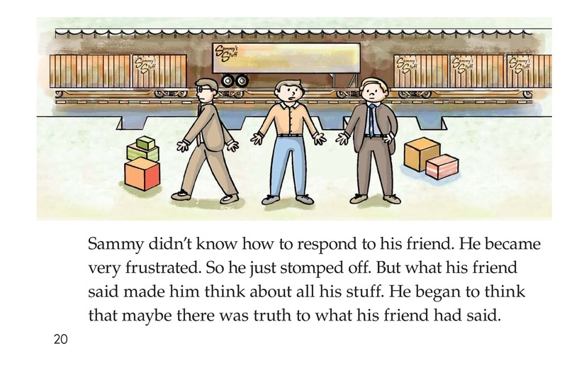 Book Preview For Sammy Stuffit Page 20