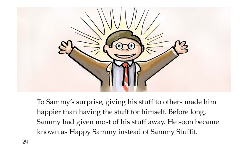 Book Preview For Sammy Stuffit Page 24