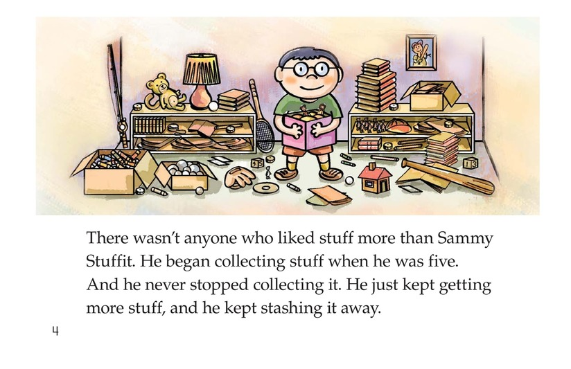 Book Preview For Sammy Stuffit Page 4