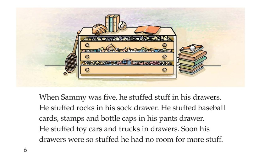 Book Preview For Sammy Stuffit Page 6