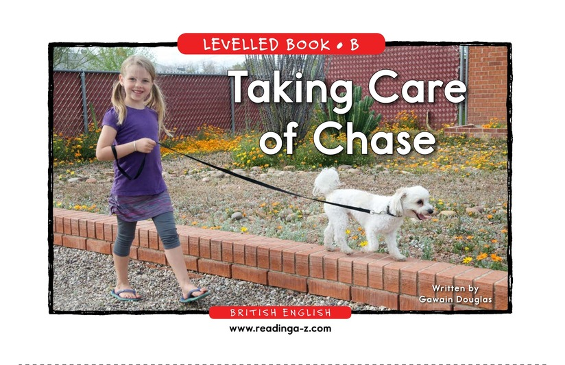 Book Preview For Taking Care of Chase Page 1