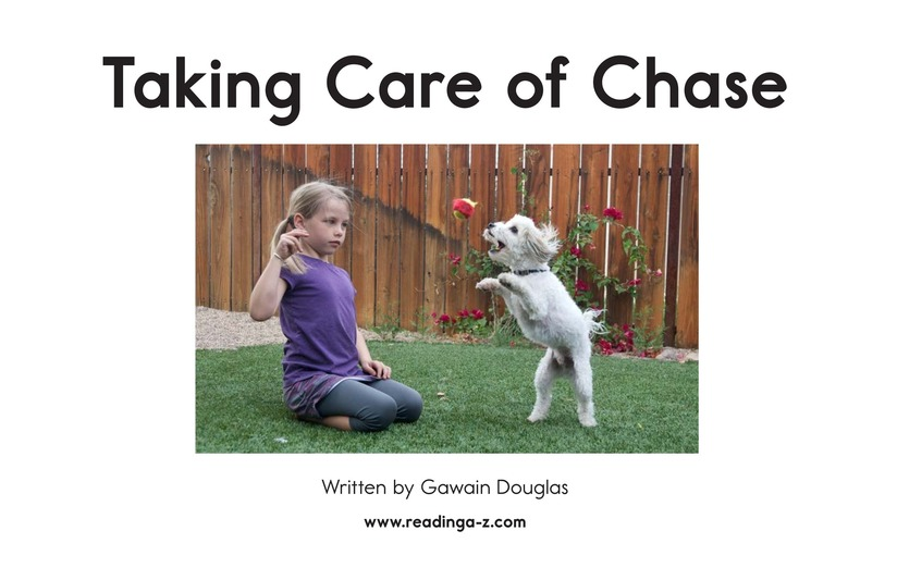 Book Preview For Taking Care of Chase Page 2